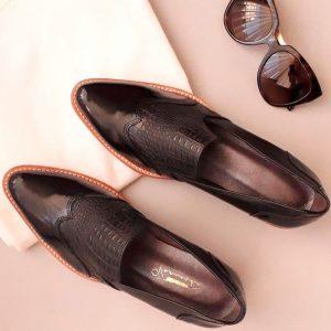 zapatos de cuero mujer melanita
